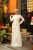 Açelya Beyaz Elbise - Thumbnail