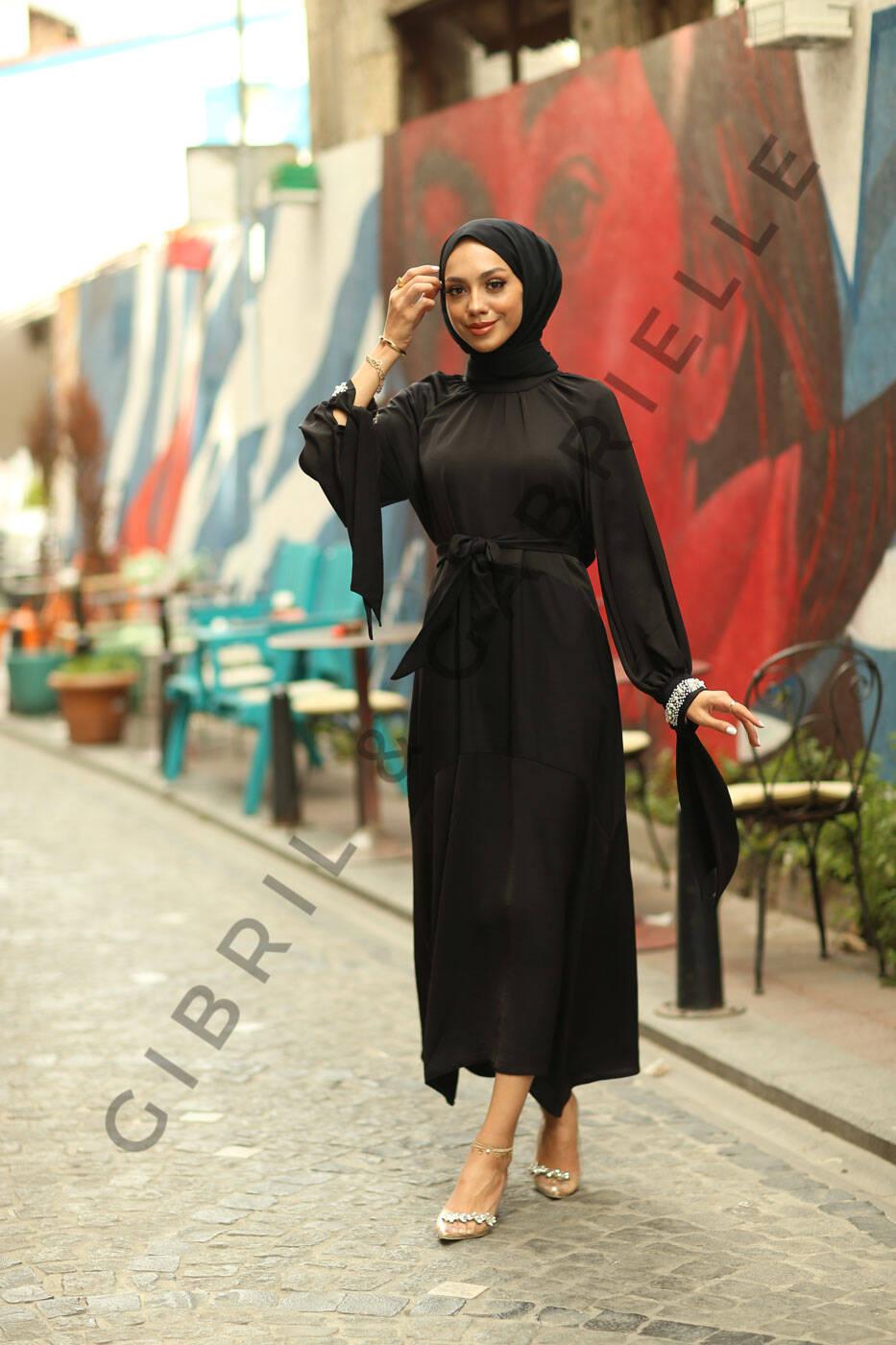 Gibril & Gabrielle - Ahu Dress - Black