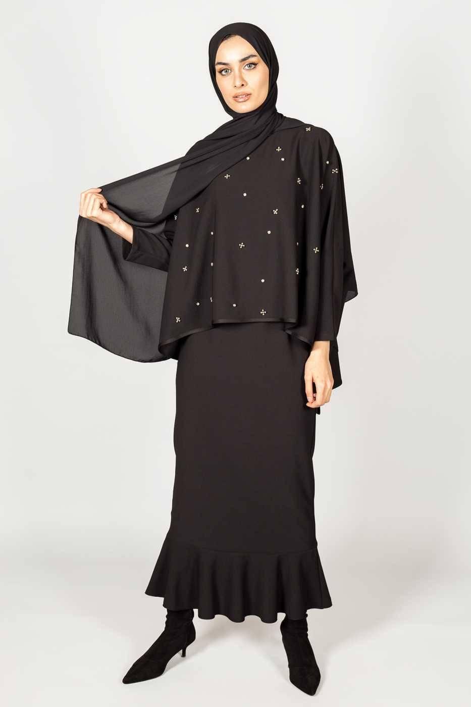 Gibril & Gabrielle - Alya Suit Black