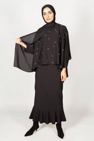 Alya Suit Black