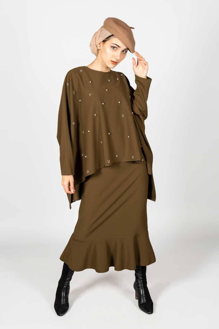 Gibril & Gabrielle - Alya Suit Khaki