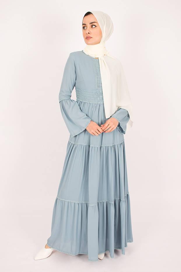 Gibril & Gabrielle - Amelia Blue Dress