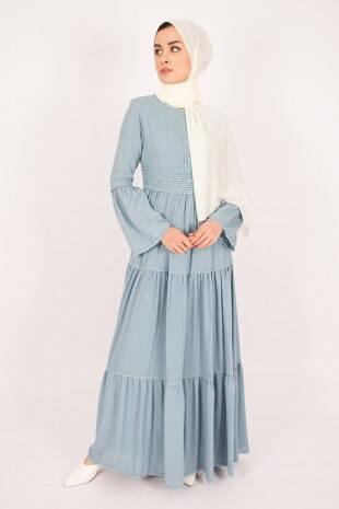 Amelia Blue Dress