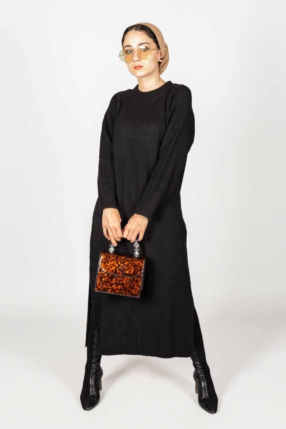 Gibril & Gabrielle - Anais Dress Black