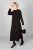 Anais Dress Black - Thumbnail