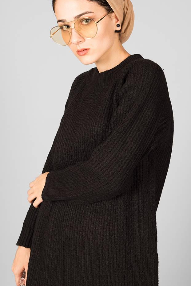 Anais Dress Black