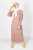 Anais Dress Blush - Thumbnail