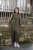 Aya Co-ord Knit Dress and Cardigan - Kaki - Thumbnail