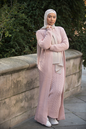 Gibril & Gabrielle - Aya Co-ord Knit Dress and Cardigan - Pink