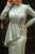 Azra Su Yeşili Elbise - Thumbnail