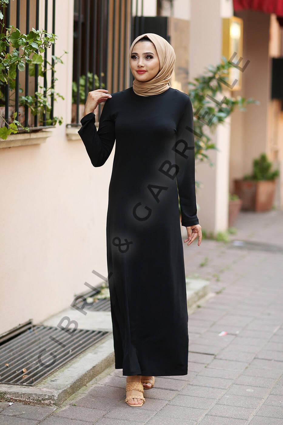 Gibril & Gabrielle - Basic Black Dress