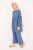 Blue Firdevs Suit - Thumbnail