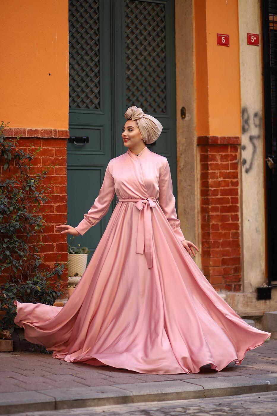 Blush Mennel Dress