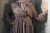 Camel Mennel Dress - Thumbnail