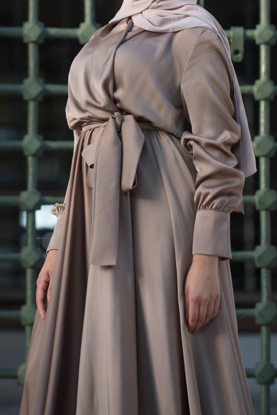 Camel Mennel Dress