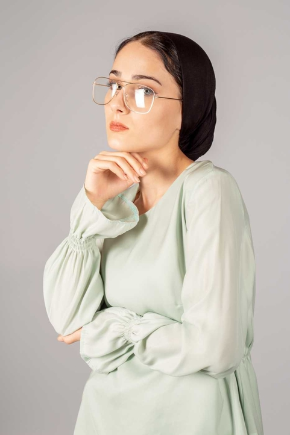 Charlotte Asimetrik Bluz