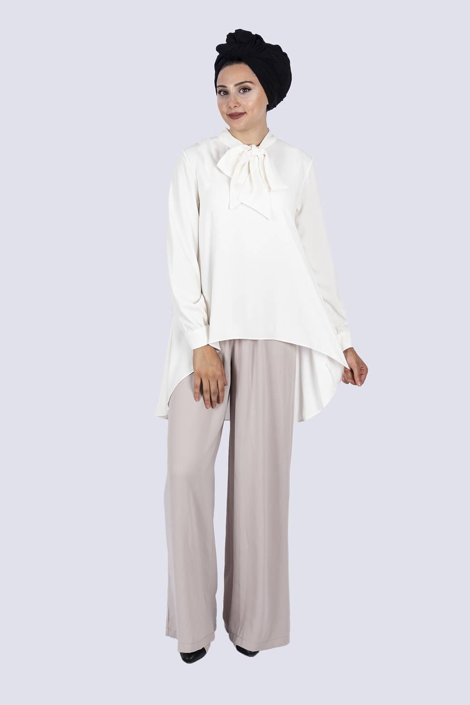 Gibril & Gabrielle - Diana Shirt Ivory