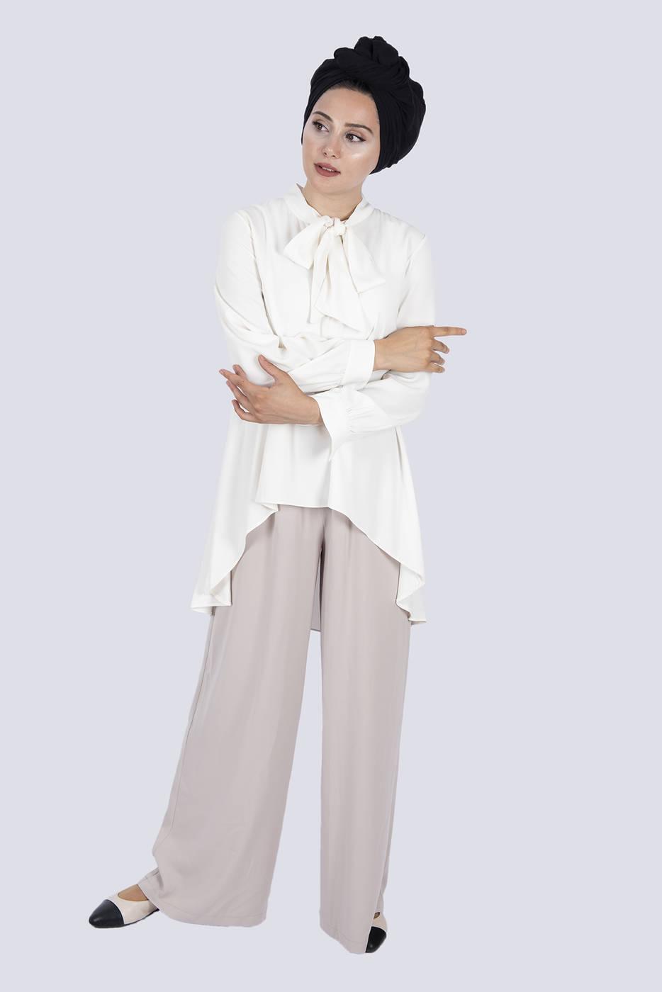 Diana Shirt Ivory