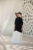 Elmira Dress Black - Thumbnail