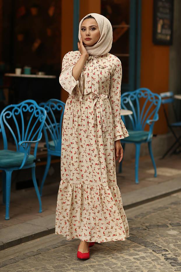Gibril & Gabrielle - Flowers Ivory Dress