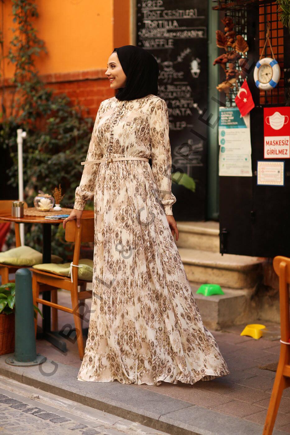 Gibril & Gabrielle - Haiat Dress