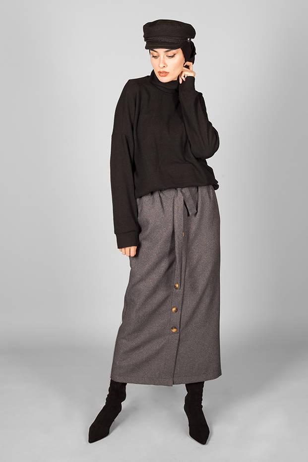 Hannah Skirt Grey