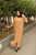 Ikra Knit Cardigan - Camel - Thumbnail