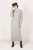 Inaya Dress Grey - Thumbnail
