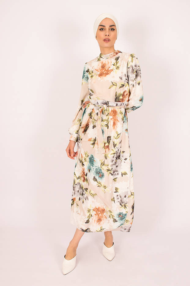 Gibril & Gabrielle - Ivory Jasmine Dress