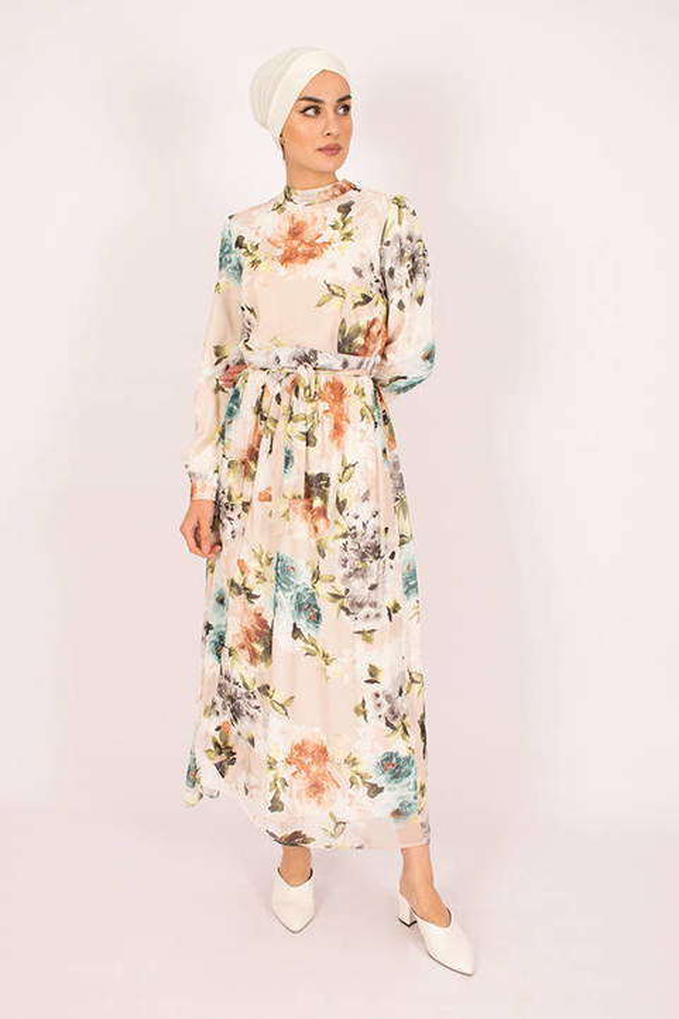 Ivory Jasmine Dress