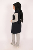 Kate Blue Track Suit - Thumbnail