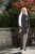 Koyu Gri Soso Tunik Elbise - Thumbnail