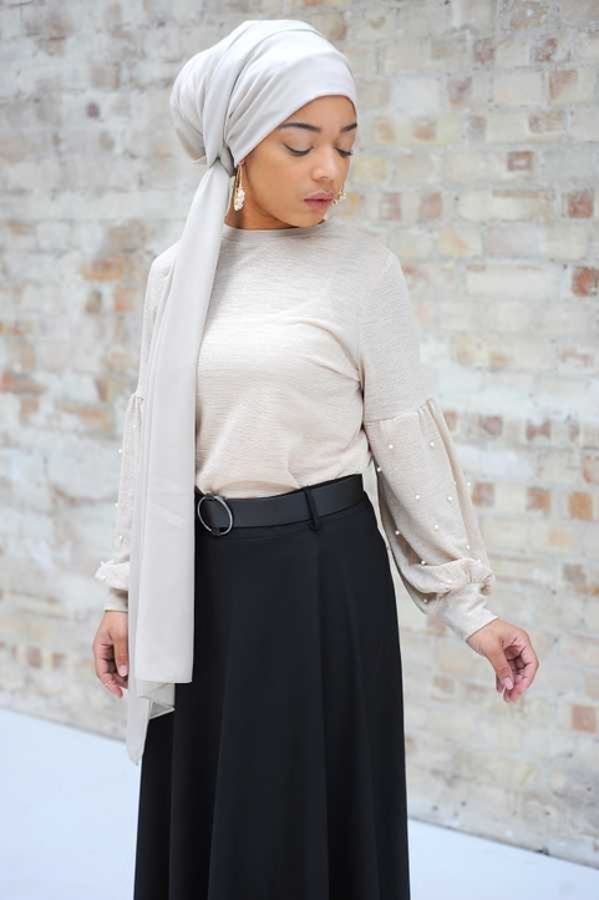 La Jupe Noir Skirt