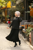 Lara Knit Suit - Black - Thumbnail