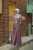 Lila Yasemin Elbise - Thumbnail