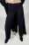Linda Trousers Dark Blue - Thumbnail