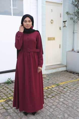 Gibril & Gabrielle - Louisa Dress Cherry