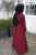 Louisa Dress Cherry - Thumbnail