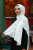 Gibril & Gabrielle - Madina Silk Hijab - White