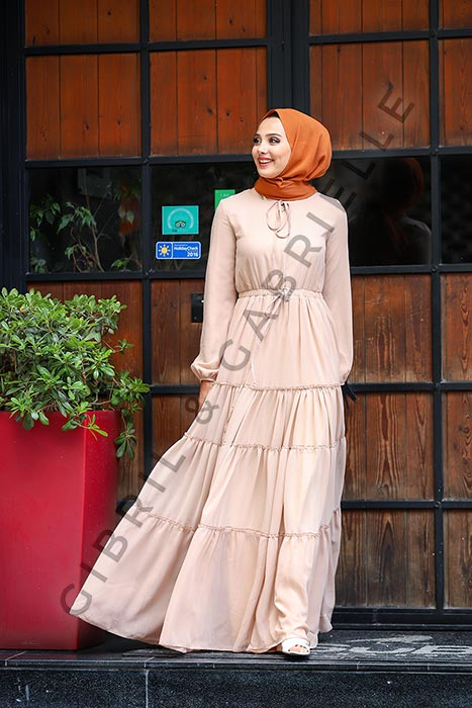 Mayssa Dress