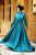 Gibril & Gabrielle - Mennel Dress - Blue oil