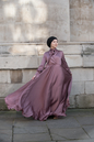 Gibril & Gabrielle - Mennel Dress - Old Pink
