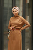 Mila Camel Dress - Thumbnail
