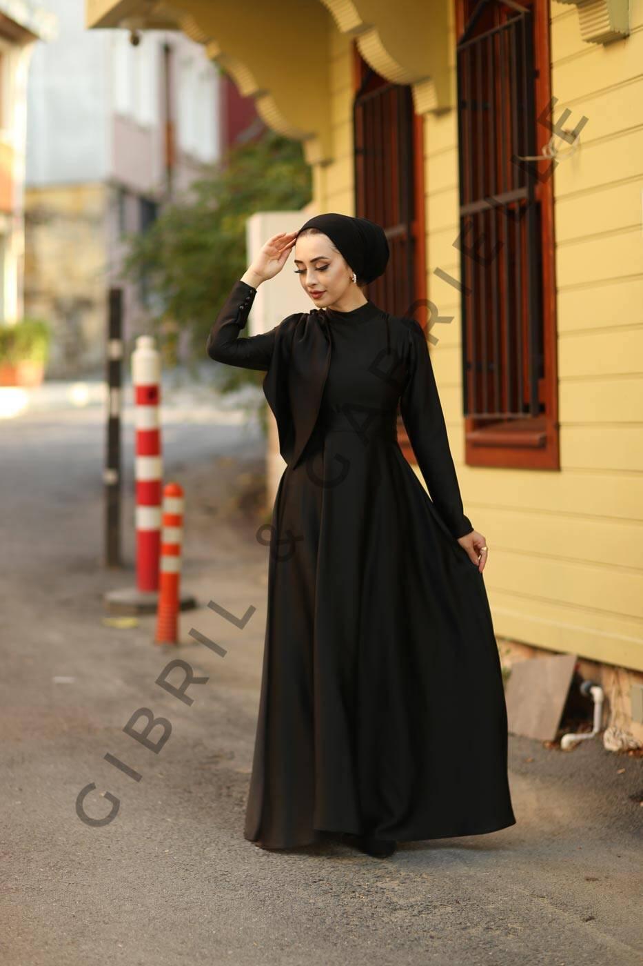 Gibril & Gabrielle - Siyah Mina Elbise