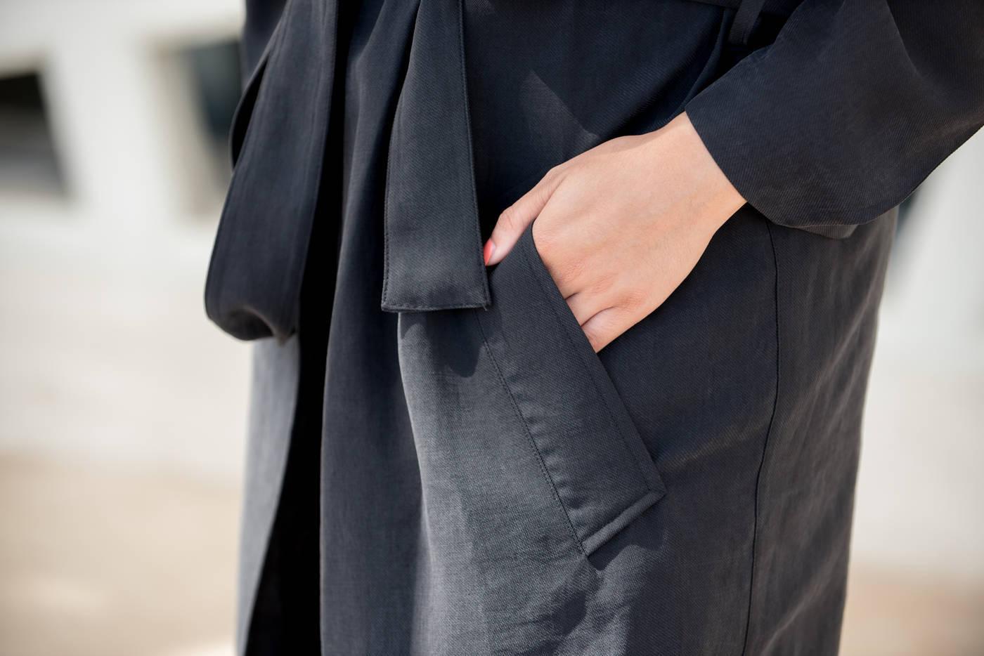Mina Trench Coat