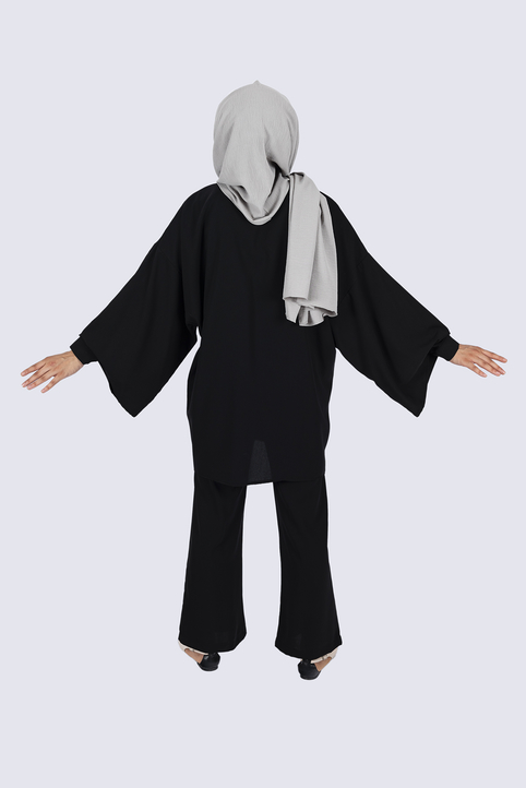 Neila Co-ord Suit Black