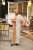 Nourhane Knit Cardigan - Stone - Thumbnail