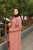 Old Pink Talya 3 piece Co-ord Knit Set - Thumbnail