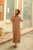 Pink Açelya Knit Dress - Thumbnail