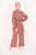 Pink Firdevs Suit - Thumbnail